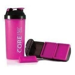 Core Shaker + Pill Box - 1000ml