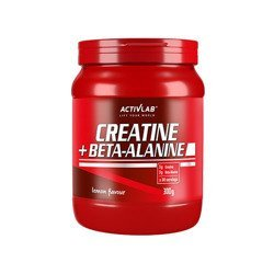 Creatine + Beta Alanine - 300g