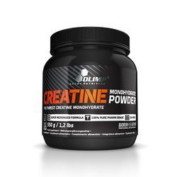 Creatine Monohydrate Powder - 550g