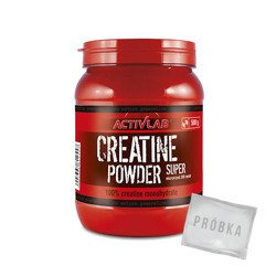 Creatine Powder - 500g + Losowa Próbka