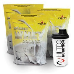 Delicious Whey Protein - 3x1000g + SHAKER
