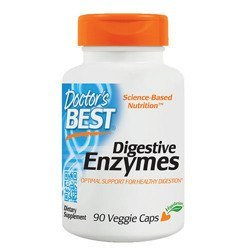 Digestive Enzymes - 90vegcaps (Enzymy)
