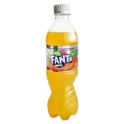 Fanta Zero (bottle) - 500ml