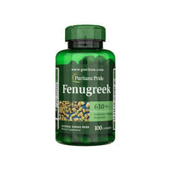 Fenugreek 610mg - 100caps.
