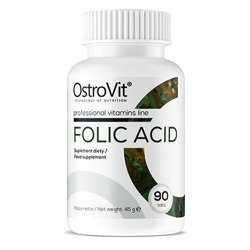 Folic Acid - 90tabs