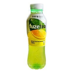 Fuzetea Green Ice Tea Zero (butelka) - 500ml