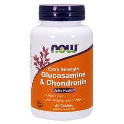 Glucosamine & Chondroitin Sulfate Extra Strong - 60tabs