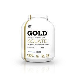 Gold Whey Protein Isolate - 2270g