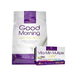 Good Morning Lady A.M. Shake - 720g + Vita-Min Multiple Lady - 60tabs