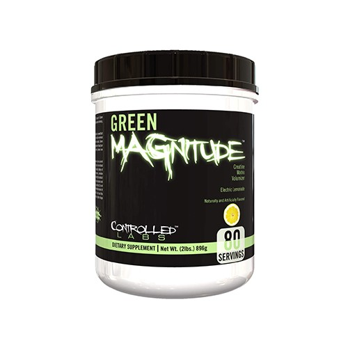 Green Magnitude - 835g - Black Friday