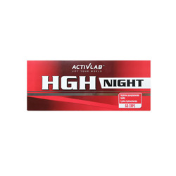 HGH Night - 60caps.NEW