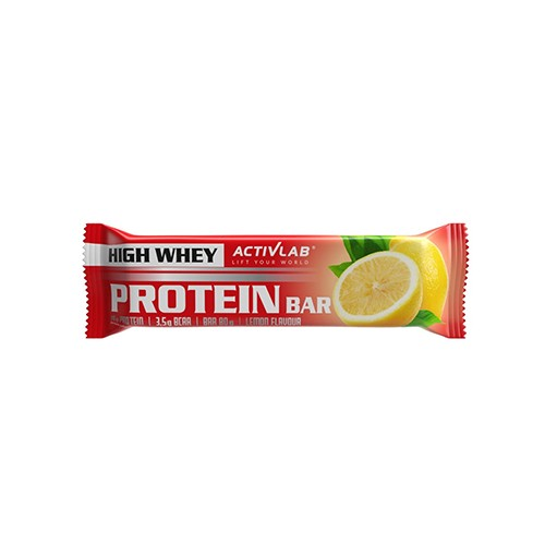 High Whey Act Prot Bar - 80g