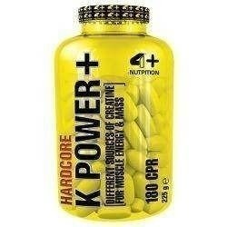 K Power+ - 180tab.