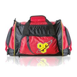 Kit Bag - Black/Red