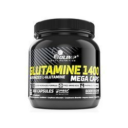 L-Glutamine 1400 MC - 300caps.
