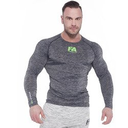 Longsleeve Compression - Grey