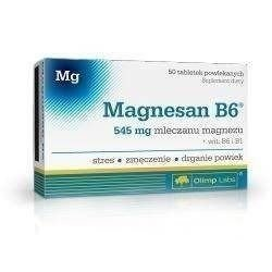 Magnesan B6 - 50tabs - Black Friday