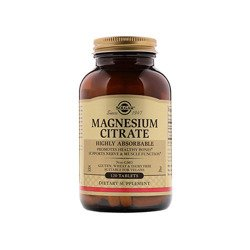 Magnesium Citrate - 120tabs