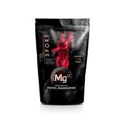 Magnesium flakes Mg12 Sport - 1000g