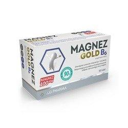 Magnez Gold B6 - 50tabs