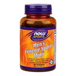 Men's Extreme Sports MultiVitamin - 90softgels