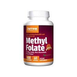 Methyl Folate 400mcg - 60vcaps