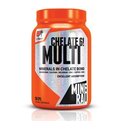 Multi Mineral Chelate - 90caps.