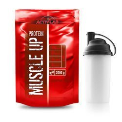Muscle Up Protein - 2000g + Shaker