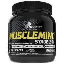 Musclemino Stage 2 - 300tabs