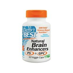 Natural Brain Enhancers - 60vcaps