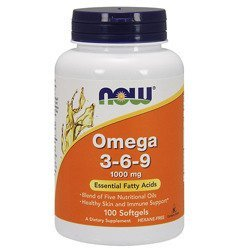 Omega-3-6-9 1000mg - 100softgels