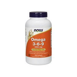 Omega-3-6-9 1000mg - 250softgels
