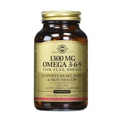 Omega 3-6-9 1300mg - 60softgels