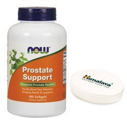 Prostate Support - 180softgels + Pill box