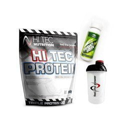 Protein - 1000g + Thermo Green Shot - 60ml