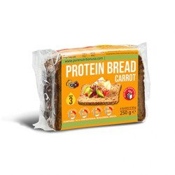 Protein Bread Carrot - 250g (5x50g)
