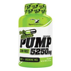 Pump 5250 - 150caps. - Black Friday