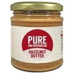 Pure Peanut Butter - 170g - Natural Hazelnut Butter