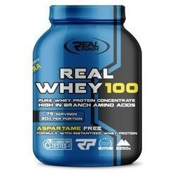 Real Whey - 2250g - SALE