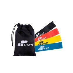 Resistance Loop Bands - Exercise Rubber + Sports bag