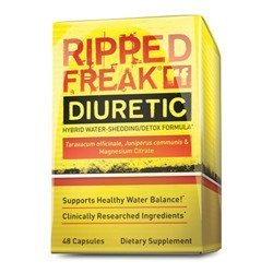 Ripped Freak Diuretic - 48caps
