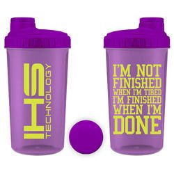 Shaker IHS - I'm Not Finished - 700ml