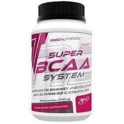 Super BCAA System - 300caps.
