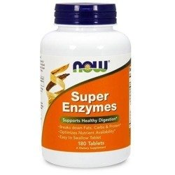 Super Enzymes - 180tabs.