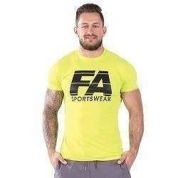 T-Shirt - Basic - Neon Yellow