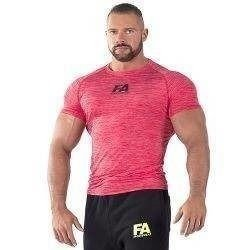 T-Shirt - Compression Light - Red