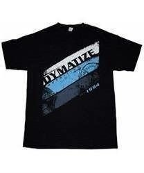 T- Shirt - Dymatize Nutrition - Black