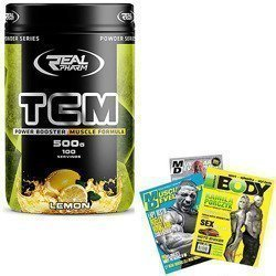 TCM - 500g + Bodybuilding Journal