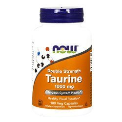 Taurine 1000mg - 100vcaps