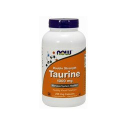 Taurine 1000mg - 250vcaps